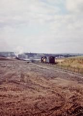Middleton Railway 1979 (Peke rail) Tags: middleton railway steam fence 1969 mud leeds train shunter industrial