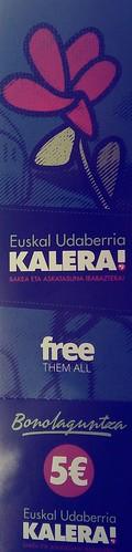 Euskal Udaberria KALERA!