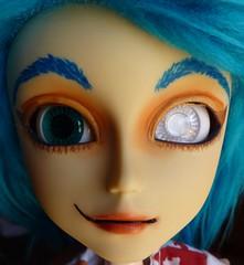 Vaangail Makeup Close-up (luxymie) Tags: makeup fc hash pyromancer faceup taeyang fullcustom pyromancien