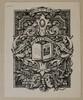 Bookplate/Label: McKee, Thomas Jefferson, 1840-1899 (Provenance Online Project) Tags: englandlondon 1895 1633 pennlibraries mckeethomasjefferson18401899 bookplatelabel pr3545m9a671633 marmionshackerley16031639 jeffersonmckee