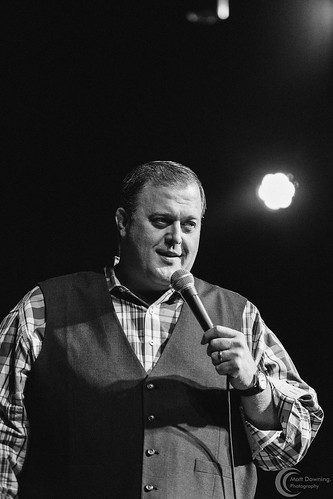 Billy Gardell - 09/03/2015 - Hard Rock Hotel & Casino Sioux City