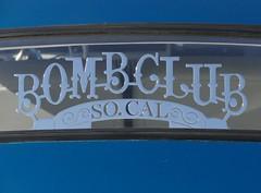 1949 Merc ClubIron (bballchico) Tags: mercury flames santamaria chopped custom fatboy 1949 merc kustom artmetal carclub westcoastkustomscruisinnationals clubiron bombclubccsocal