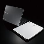 Notebook PC(Google Chrome)の写真