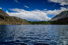 Blue (bilalqasim) Tags: travel blue pakistan lake nature landscape travelphotography skardu upperkachura gilgitbaltistan