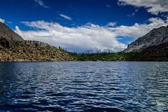 Blue (bilalqasim) Tags: travel blue pakistan lake nature landscape travelphotography skardu upperkachura gilgitbaltistan