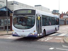 MV02VAK (47604) Tags: bus sheffield first route service 38 southyorkshire 60710 jordanthorpe mv02vak