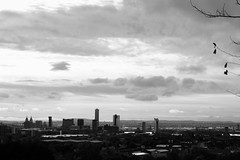 (mail_jones) Tags: city urban blackandwhite monochrome skyline liverpool fujifilm xseries xt10