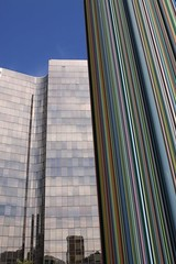 Untitled (michael.waloschek) Tags: paris detail highrise modernarchitecture ladefense