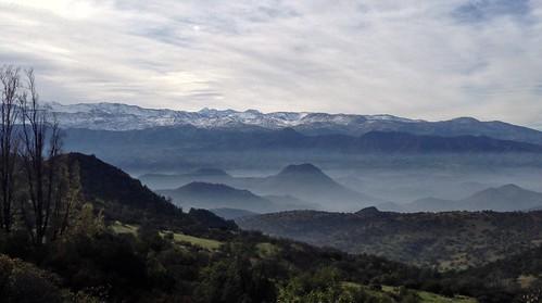 Peregrinación a Los Andes