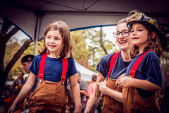 Family Fire Fighters. Boo Fest, 2015. (Tha Faatha) Tags: portrait canon louisiana neworleans mandeville 504 boofest eos70d lakeviewregionalmedicalcenter accesslouisiana