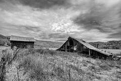Eagle Rock Rural Decay B&W (Michael Kline) Tags: rock barn rural virginia october eagle decay 2015