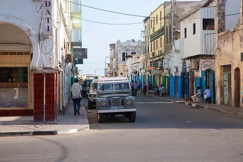rue a Djibouti
