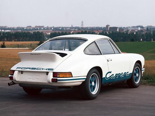 Porsche 911 Carrera RSH (911) 1972 год