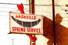 Nashville Kisses (Thomas Hawk) Tags: usa neon unitedstates nashville tennessee unitedstatesofamerica fav10 nashvillespringservice