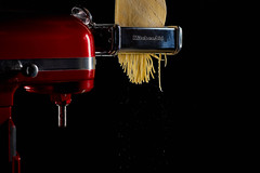 Food Photography   Making Pasta (Robert Greatrix) Tags: life from copyright food 6 toronto ontario get macro home cooking kitchen horizontal dinner studio photography italian photographer with action dough spice egg canadian pasta made belly aid homemade chef crop porn eggs noodles sheet imaging noodle spaghetti flour stretched scratch lasagna dusted foodie flavour kitchenaid in nonom 2015 oodles savour fulcrum inspried