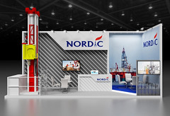 Exhibition Stand For Machinery