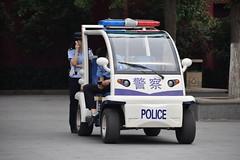 Break Time (yijin56) Tags: china cellphone buggy nanjing patrol touristattraction handphone confuciustemple fuzimiao qinhuai