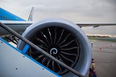 KLM Boeing 787 Welcome flight (Iemand91) Tags: dutch amsterdam electric general flight royal sunflower boeing welcome klm airlines schiphol zonnebloem koninklijke 787 dreamliner maatschappij luchtvaart 7879 b789 genx1b kl9899