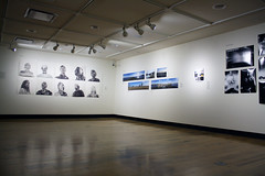 Hysterical Sublime (Memorial Union Gallery) Tags: art digital computer photography gallery north exhibit exhibition installation mug data sublime dakota fargo ndsu hysterical