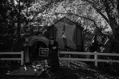 The Ghostwood Cemetary.