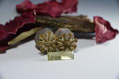 Zultanite. (gem.mania) Tags: red colour green turkey baguette change gemstone yellowish zultanite
