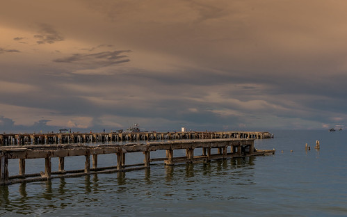 Pier to Sunset