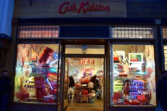 Cath Kidston Christmas Window 2015 (Canterbury Connected BID) Tags: christmas window display canterbury cathkidston 2015