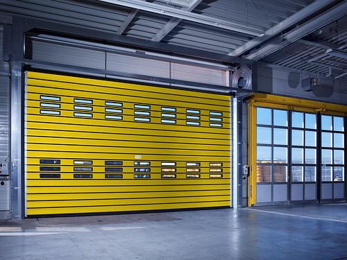 Швидкісні ворота великих розмірів. Высокоскоростные ворота. Hi speed doors. Efaflex.