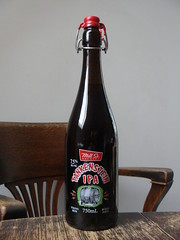 Tankenstein IPA (knightbefore_99) Tags: india ontario beer bottle cerveza ale craft tasty pale delicious strong ipa hops pivo malt millst tankenstein