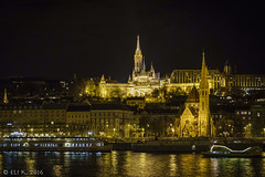 Buda at Night, Budapest (kitchener.lord) Tags: hungary budapest impressions travel 2016 fujinonxf1855 flickrunitedwinner