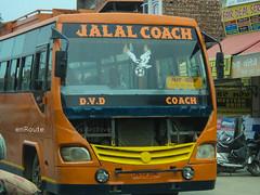 Jalal Bus Service (Malwa Bus) Tags: 2012 bus india malwabusarchive moga punjab transport jalalbusservice bathinda pb03p9396