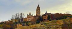 Otra vista de Segovia. (Gloria Castro Salvador) Tags: plein de bonnes choses pour l annee nouvelle