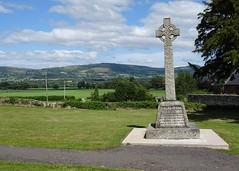 Photo of War Memorial (WMR-7144), St. Marcella's, Denbigh