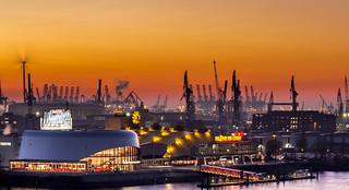 Hafen - Steinwerder