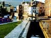 BIRMINGHAM AND FAZERLY CANAL (pajacksonartist) Tags: birmingham fazeley canal canals bridge locks city narrowboat boat barge water west midlands england