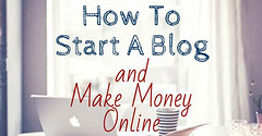 How To Start A Blog and Make Money From It (exhowto) Tags: blogger wordpress internet business adsense advertise