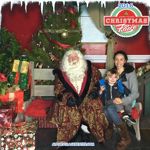 Alpine Village Christmas Faire 2016