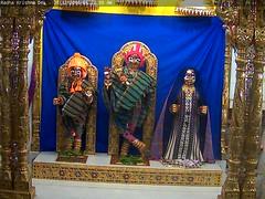 Radha Krishna Dev Mangla Darshan on Wed 28 Dec 2016 (bhujmandir) Tags: radha krishna dev lord maharaj swaminarayan hari bhagvan bhagwan bhuj mandir temple daily darshan swami narayan mangla
