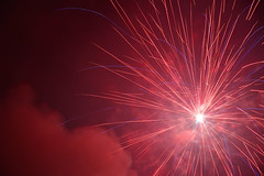 Gulucun - Chinese New Year Fireworks (cnmark) Tags: china south guangxi gulucun village dorf lunar chinese new year spring festival fireworks feuerwerk chinesisches neujahr smoke light bright action longexposure langzeitbelichtung 古路村 中国 广西 春节 烟花 ©allrightsreserved