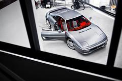 Ferrari 355 (Ivan_Orlov) Tags: car cars canon carphoto carinstagram carspotting color carswithoutlimits carlifestyle blacklist carsgasm autogespot cargramm gtspirit ferrari 9ff ferrarimotorsport ferrarimoscow flickrcar follow white winter 458 355