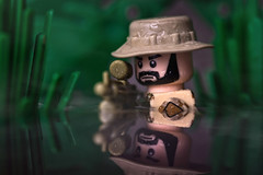 Navy SEAL (Dread Pirate Wesley) Tags: lego minifig ranger soldier ops army brickarms brickmania swamp navy seal spec