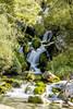 Cascada sobre el rio Cares. (William Munny Photographer) Tags: cascada riopicosdeeuropa españa spain naturaleza cain cares riocares waterfall green verde agua nikon d7100