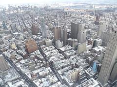 Aerial View, Snow View, Lower Manhattan, Tribeca, One World Observatory, World Trade Center Observation Deck, New York City (lensepix) Tags: aerialview snowview oneworldobservatory worldtradecenterobservationdeck newyorkcity observationdeck skyscraper midtownmanhattan newyorkarchitecture
