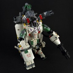 GangBanger Mech (Marco Marozzi) Tags: lego legomech legodesign legomecha moc mecha mech marco marozzi robot