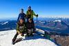 Sul Tetto delle Grigne (Roveclimb) Tags: mountain montagna alps alpi grigne grignone valsassina escursionismo hiking mountaineering alpinism alpinismo randonee bogani ganda viadellaganda winter inverno neve schnee snow lario lake comolake lagodicomo lagodilecco see esinolario