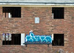 DSC_1581 (rob dunalewicz) Tags: 2017 atlanta abandoned urbex graffiti tags cinco lsd aub