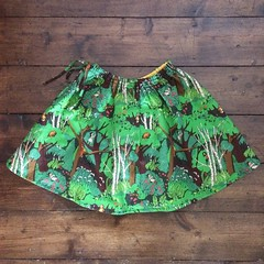 Swingset Skirt (ZMB) Tags: tigerlily heatherross swingsetskirt olivers sewing