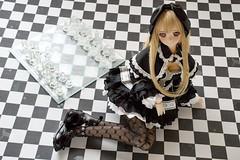 姫ロリヒャッハー!!✧*。٩(◔౪◔*)و✧*。 (Tehu O (てふ男)) Tags: doll dddy dollfiedream dd d3200 niimi haruka ドール volks 新見遙佳