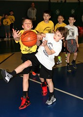 TBB5 020417 068 (Tolland Recreation) Tags: boys kids children youth tweens sports basketball thirdgraders fourthgraders game contest competition fitness exercise endurance running jumping tolland connecticut
