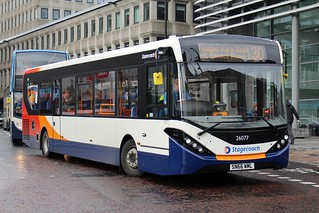 Stagecoach North East: 26077 / SN66 WML